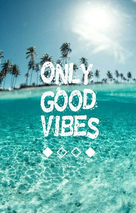 Only Good Vibes Good Vibes Wallpaper Wallpaper Quotes We Heart It Wallpaper