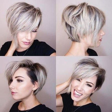 41+ Low maintenance thick hair pixie cuts inspirations