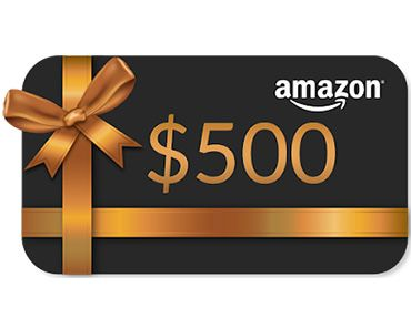Enter The A 500 Amazon Gift Card Giveaway Amazon Gift Card Free Gift Card Giveaway Free Gift Cards