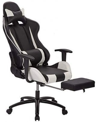 Top 10 Best Reclining Office Chairs In 2020 Reclining Office Chair Gaming Chair Ergonomic Desk Chair