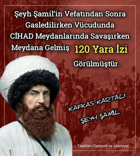 p #ŞeyhŞamil #Mücahid #Cihad...