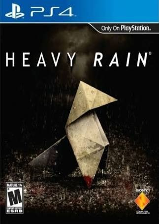 Heavy Rain Classic Video Games Playstation Story Games