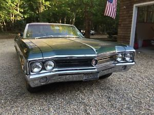 1965 Buick Super Wildcat Convertible Very clean and very