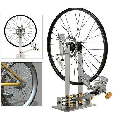 Details About 29 Bike Wheel Repair Truing Bearing Stand Platform