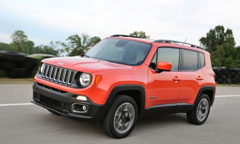2017 Jeep Renegade Owners Manual The