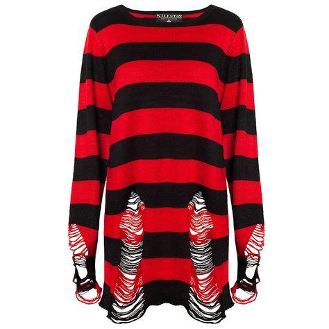 krueger knit sweater. #KILLSTAR