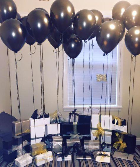21 presents for my boyfriends 21st Birthday!