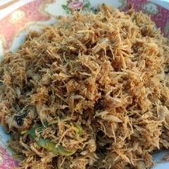 1 Resep Serundeng Tongkol Pedas Oleh Dapurvy Cookpad Masakan Resep Ikan Resep Masakan