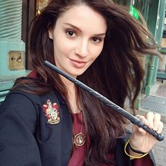 witch I finally got my wand from...