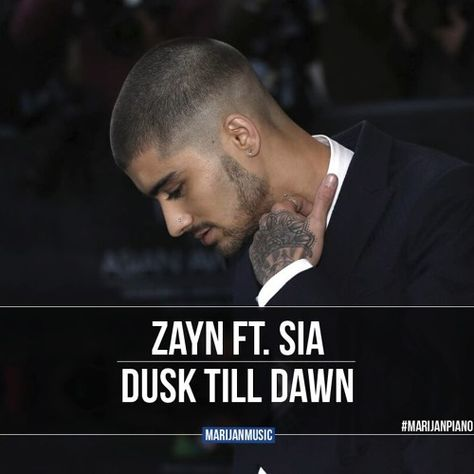 Zayn Ft Sia Dusk Till Dawn Marijan Piano Cover By Marijan Music Free Listening On Soundcloud Piano Cover Dusk Till Dawn Dusk