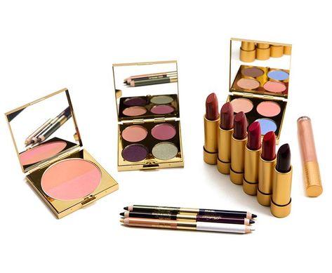 MAC x Padma Lakshmi Collection for