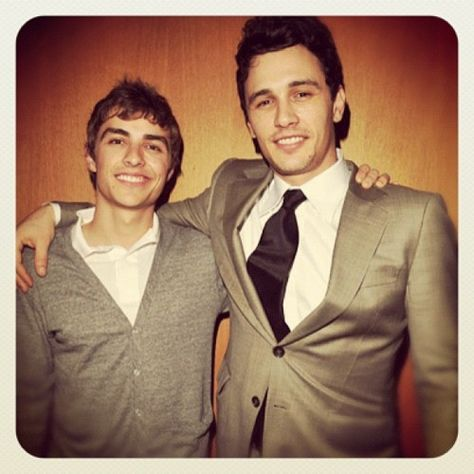 Franco brothers. Um yes.