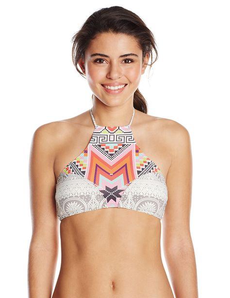 O'Neill Juniors Ocean High Neck Halter Bikini Top, Cobalt, X-Small O'Neill  http://www.amazon.com/dp/B00M7N854Q/ref=cm_sw_r_pi_dp_QmWkvb1ZC6D4B |  Pinterest ...