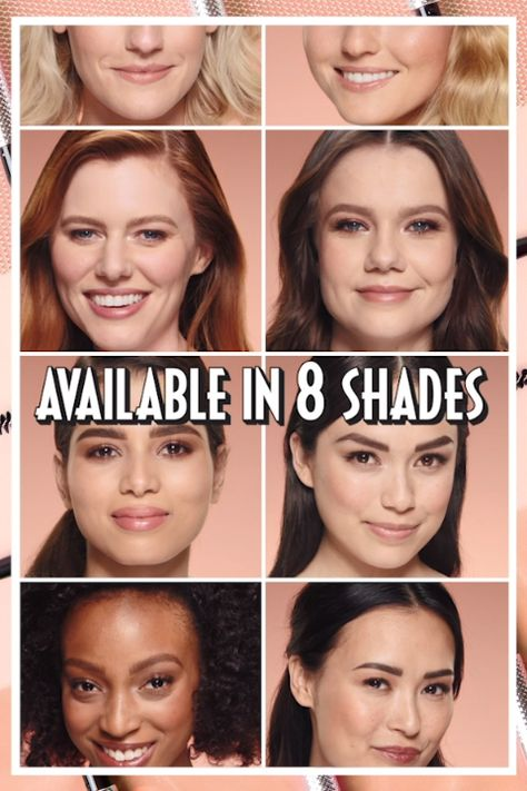 Precisely My Brow Pencil - Get natural-looking, defined brows with Benefit's bestselling precisely, my brow pencil ultra-fine shape & define pencil! NOW available in 8 shades!