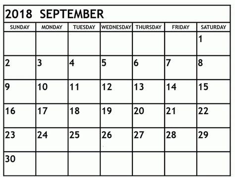 August 2018 Calendar Canada Blank Calendar Template Free Printable