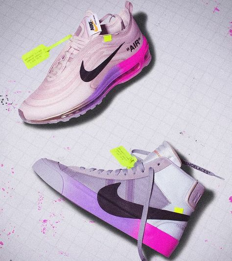 """5e678d7b7f9194 Sneaker News on Instagram  """"Did you score on last night s Off White x Air  Max 97 release on SNKRS  They dropped just as Serena Williams took the US  Open ..."""