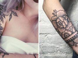 Tatuagem Feminina Grande - Tendências para 2021