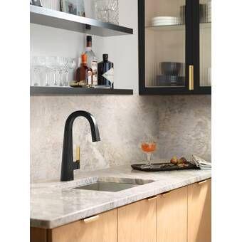 nio pull down single handle kitchen
