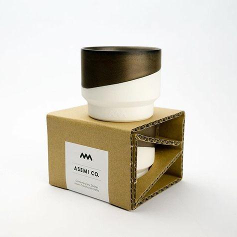 """Asemi Co. auf Instagram: """"Dark Copper Hasami Porzellantasse mit unserer handwerklichen Verpackung. Co ⠀ ⠀ ⠀ ⠀ ⠀ co # Kupfer # hasami # Porzellan # Keramik #japan #madeinjapan # Keramik…""""#asemi #auf #copper #dark #handwerklichen #hasami #instagram #japan #keramik #kupfer #madeinjapan #mit #porzellan #porzellantasse #unserer #verpackung"""