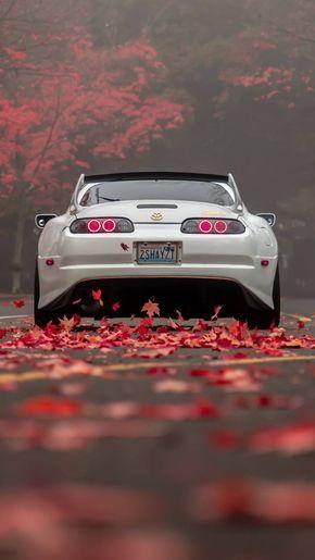 Toyota Supra Mk4, Car Iphone Wallpaper, Jdm Wallpaper, Best Jdm Cars, Best Luxury Cars, Nissan Gtr Wallpapers, Car Wallpapers, Wallpaper Carros, Tokyo Drift Cars
