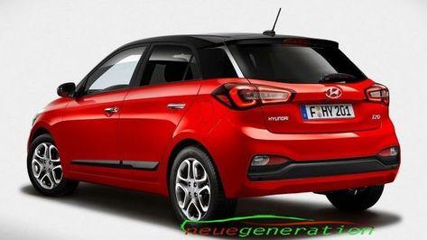 Autos Der Eines Hyundai Hyundaii20 Hyundaii20neuesmodellpreis