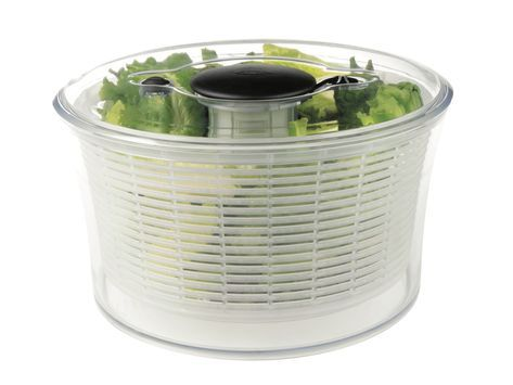 6 More Ways To Use Your Salad Spinner Beyond Making Salad Salad Spinner How To Cook Pasta Salad