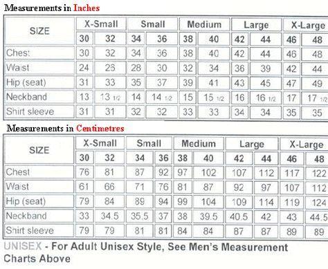 Men S Clothing Size Chart Share On Tumblr Share Mens Pants