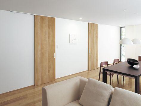 リビングや寝室 水まわりなどに設置する室内扉といえば ドア 開き戸