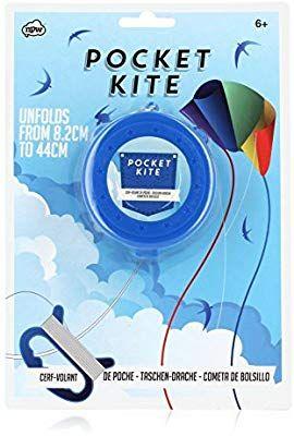 Npw Npw61390 Pocket Kite Amazon Co Uk Toys Games Kite