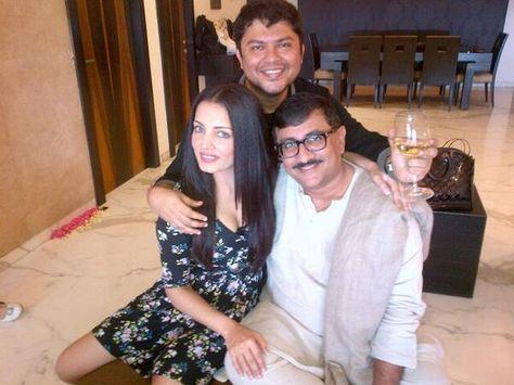 Celina Jaitly, Tanushree Dutta and Paoli Dam at a birthday party | PINKVILLA