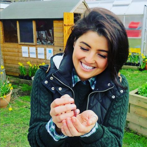 "Storm Huntley on Instagram: ""Come and check out what @jbgill and I find #DownontheFarm today at 5pm on CBeebies 🐮🐷🐣"""
