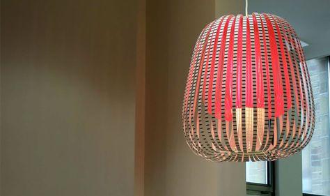 Moderne Lampen 64 : Papieren lampen van paula arntzen home