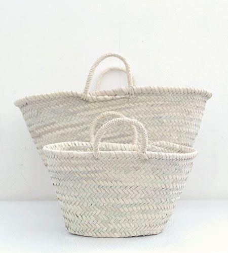DIY:: Clothesline Baskets !