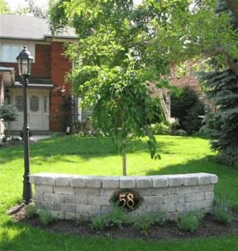 Landscaping Front Yard Corner Lot Home 42 Ideas Large Yard Landscaping Corner Landscaping Front Yard Landscaping