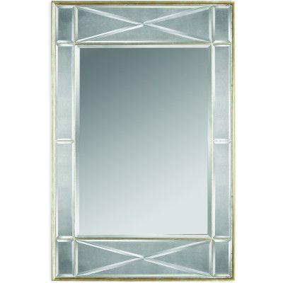 40 X 60 Hang Horizontally Beveled, Wall Mirror 40 X 60
