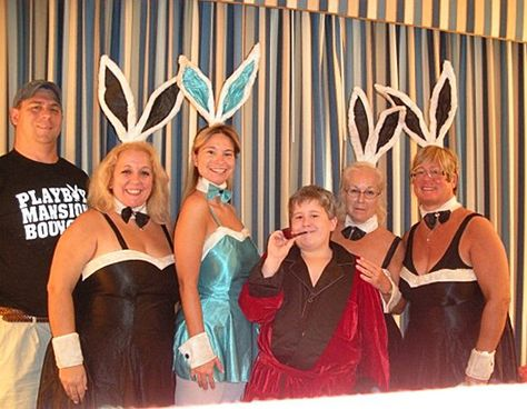 Welcome to Peoria– Home of the Midwest Branch of the Playboy Mansion.