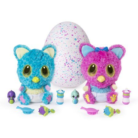Hatchimals Hatchibabies Cheetree Hatching Egg With Interactive Toy Pet Baby Styles May Vary For Ages 5 And Up Walmart Com In 2020 Holiday Toys Hatching Egg Toy Hatchimals