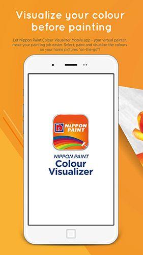 Nippon Paint Mobile App Color Visualizer For Interior Renovation Room Paint Nippon Paint Paint Color Visualizer Room Paint