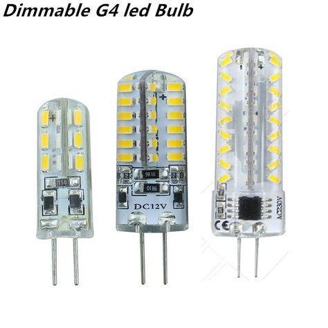 2015 Neue Dimmbare Led Lampe G4 Lampe High Power Smd3014 3 Watt 5