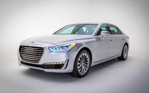 Genesis G90 Selected Top Luxury Car In Us Quality Ranking Hyundai Genesis Top Luxury Cars Luxury Cars