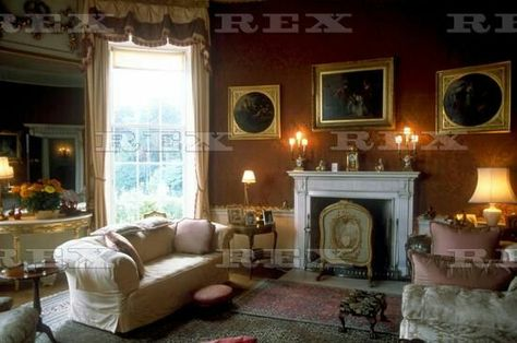 Scotland Britain The Drawing Room Manderston House Duns Berwickshire Scotland The Ho English Country House Interior Architecture Drawing Room