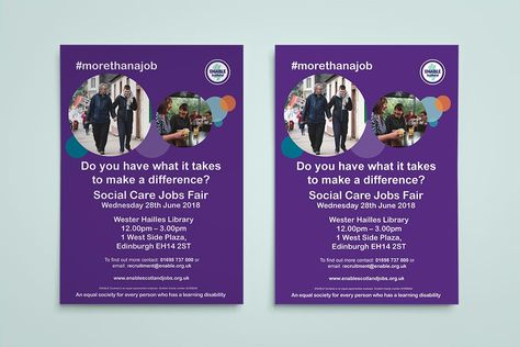 best website promo code purchase cheap morethanajob Flyers - Edinburgh: #Flyer #handouts for ...