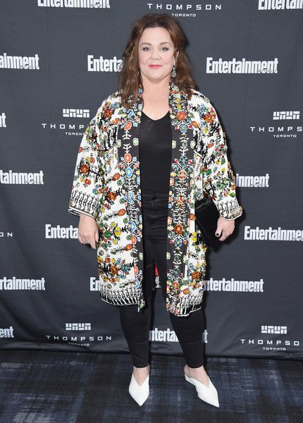 Melissa McCarthy attends Entertainment Weekly's Must List Party at the Toronto International Film Festival 2018.