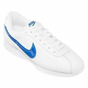 Nike Womens Stamina Low Top Lace Up Walking Shoes White Blue Size 2 In 2020 Nike Womens Athletic Shoes White Shoes Women Nike Women