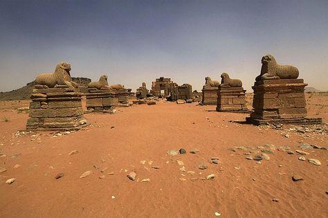 Meroë, Sudan. Il profondo Sud dell'antico Egitto
