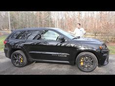 54 The 100 000 Jeep Trackhawk Is The Most Powerful Suv Ever Youtube In 2020 Jeep Suv Jeep Grand
