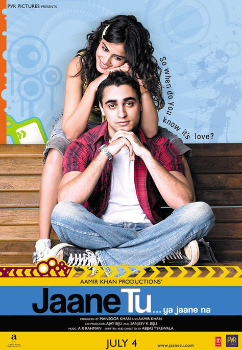 Jaane tu ya Jaane na -- Bollywood movie ... Watch Bollywood Entertainment on your mobile FREE : http://www.amazon.com/gp/mas/dl/android?asin=B00FO0JHRI