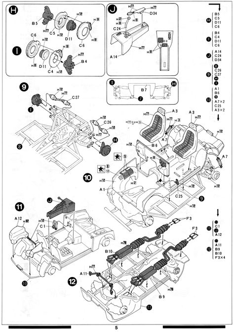 49 Best Fujimi 1/24 Ferrari 365GTB/4 Daytona images in