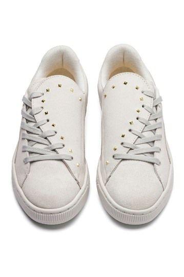 PUMA | Suede Crush Stud Sneaker