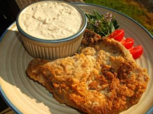 Country Fried Pork Chops With Creamy Milk Gravy Recipe